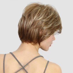 Parochne z pravých ľudských vlasov Balej bronz blond RHYS042H