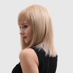 Parochne z pravých ľudských vlasov Prírodný blond 12-RFJ4-27-613