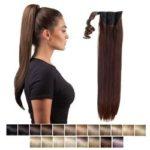 Vrkoče syntetické vlasy 60 cm.
