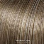 47CM, 5 Pásmové 75g clip-in čokoládový blond