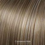 57CM, 5 Pásmové 85g clip-in syntetické Čokoládový blond