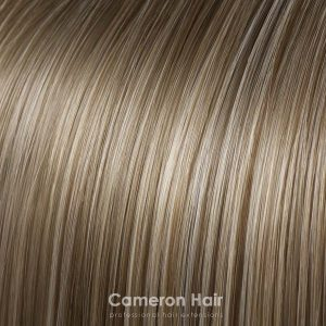57CM, 8 Pásmové 170g clip-in syntetické čokoládový blond