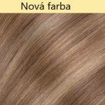 Vrkoč Ľudské Vlasy .Dĺžka 50 Cm Váha 80 G .618 TOFF