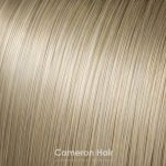 clip-in syntetické Stredný platinový blond R24613