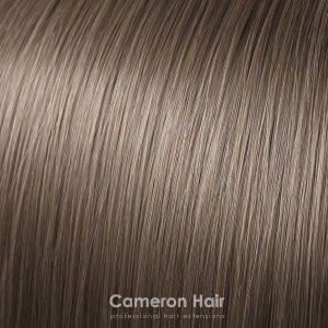 Flip in - syntetické tepelne odolné vlasy. 10M27 gaštan