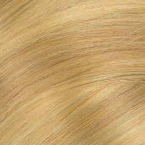 Ľudské vlasy clip-in Blond Svetlo Medový 2014