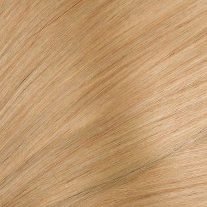 Ľudské vlasy clip-in Medový blond