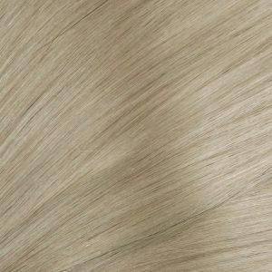 Vrkoč Ľudské Vlasy .Dĺžka 50 Cm Váha 80 G .SILVER