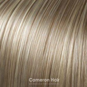 Vrkoče syntetické vlasy 53 cm.1488 Zlaté late