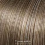 Vrkoč na štipcoch 70 cm. Čokoládový blond