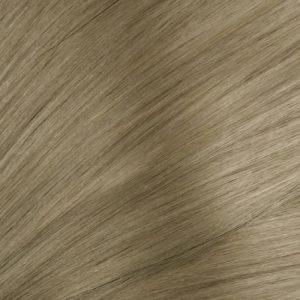 Vrkoč Ľudské vlasy Dĺžka 60 cm Váha 90 g Šampanské 18