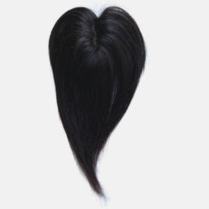 Clip In tupé pre ženy Ľudské vlasy 1B
